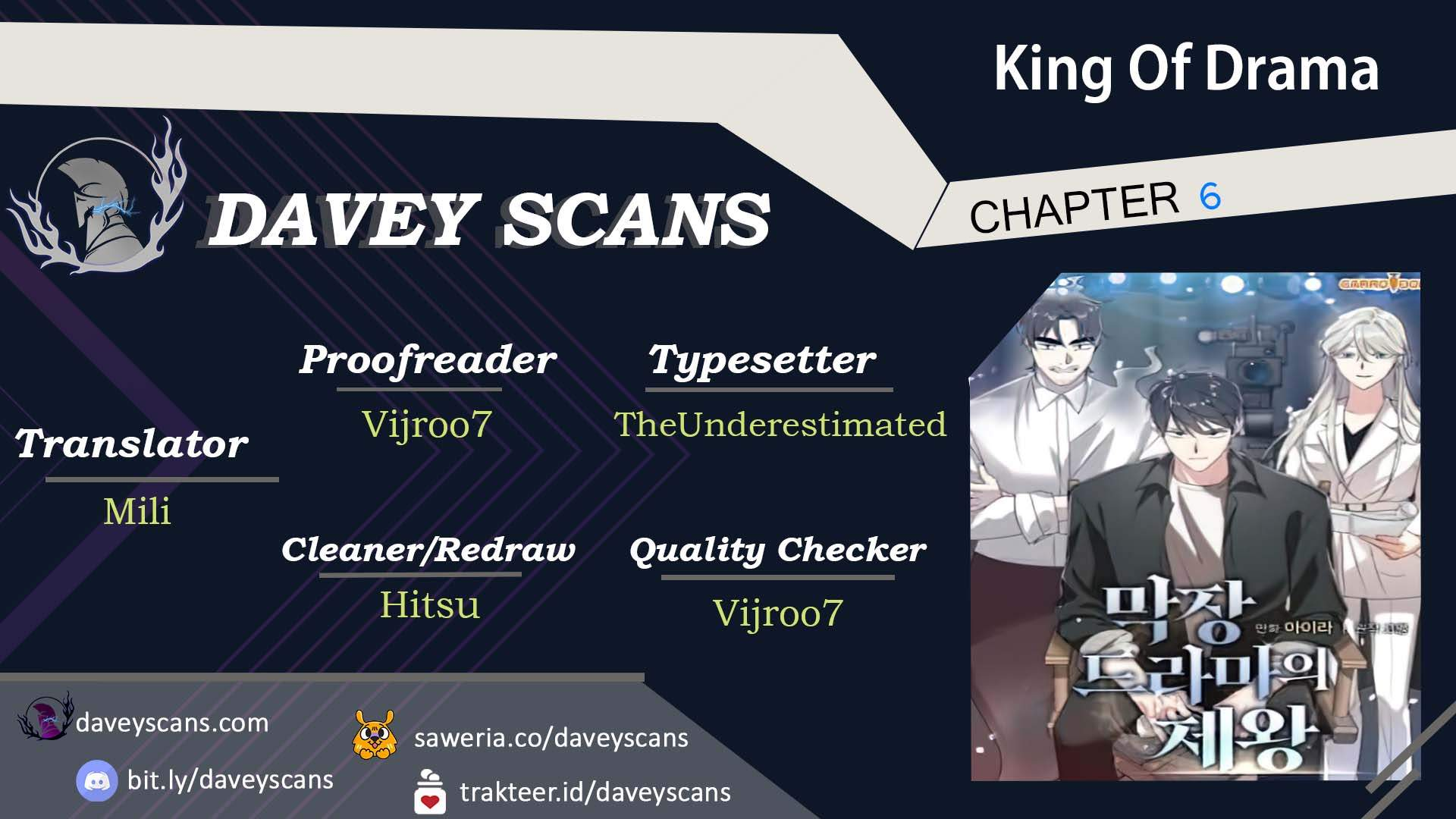 King Of Drama Chapter 06