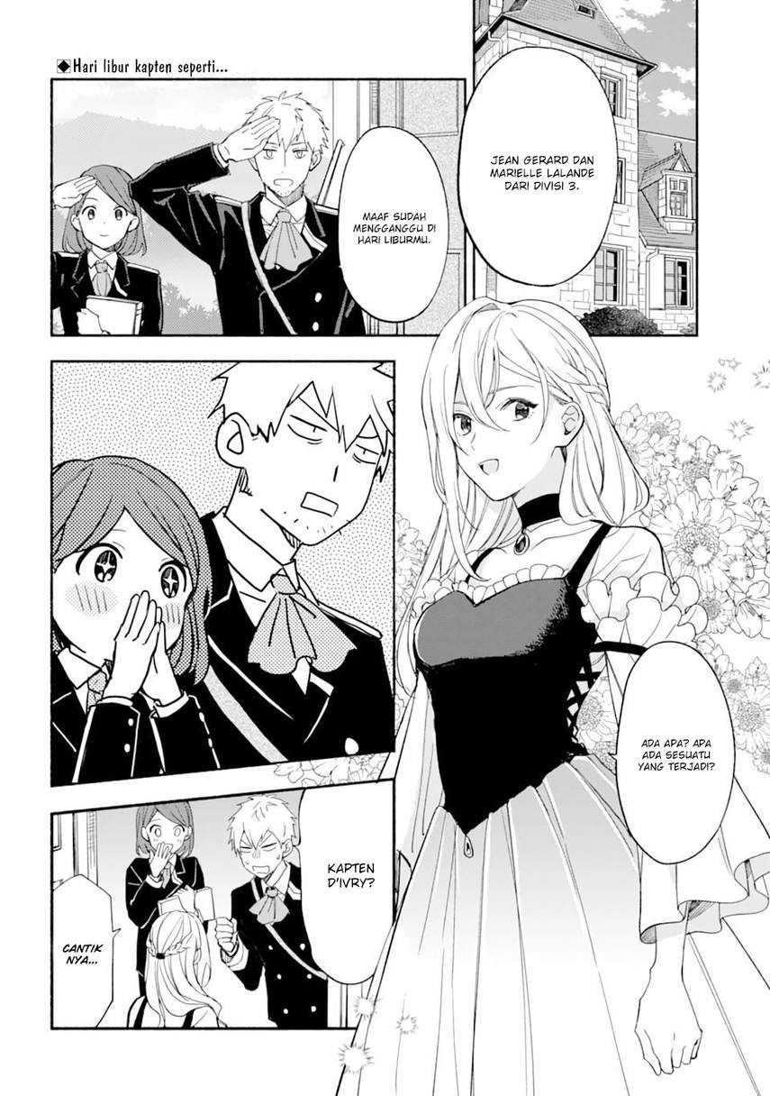 The Necromancer Maid Chapter 19