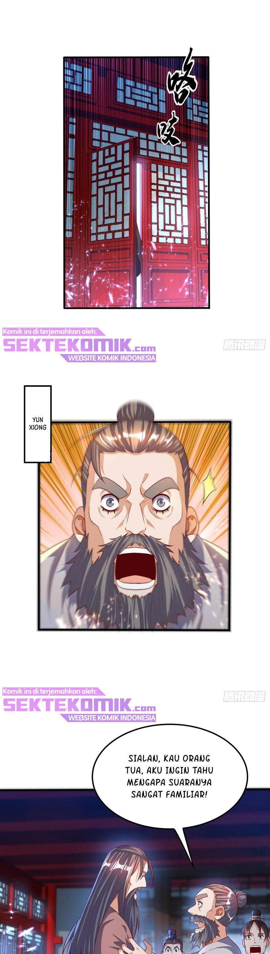 Martial Inverse Chapter 71