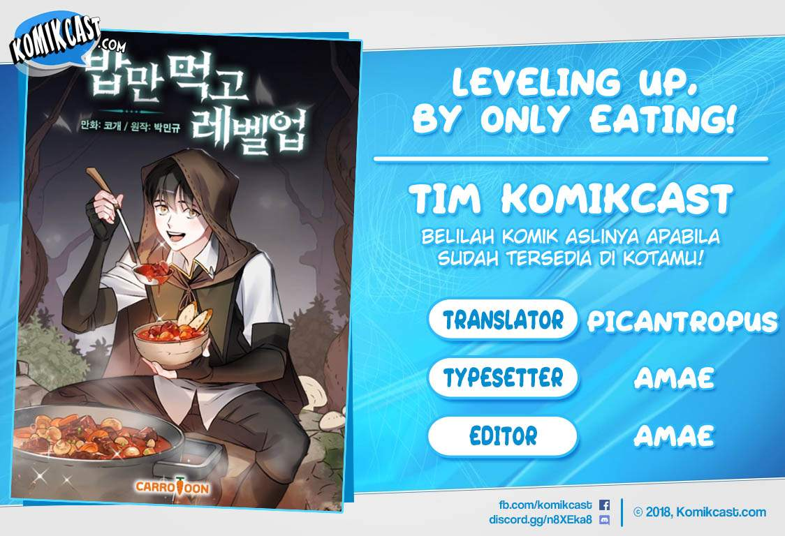 Leveling Up, by Only Eating! Chapter 83