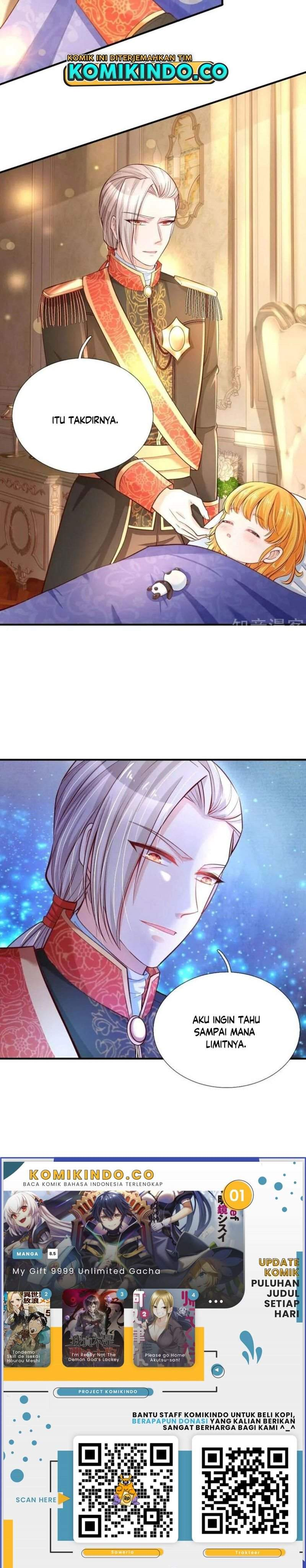 I Became The Emperor's Daughter One Day Chapter 71