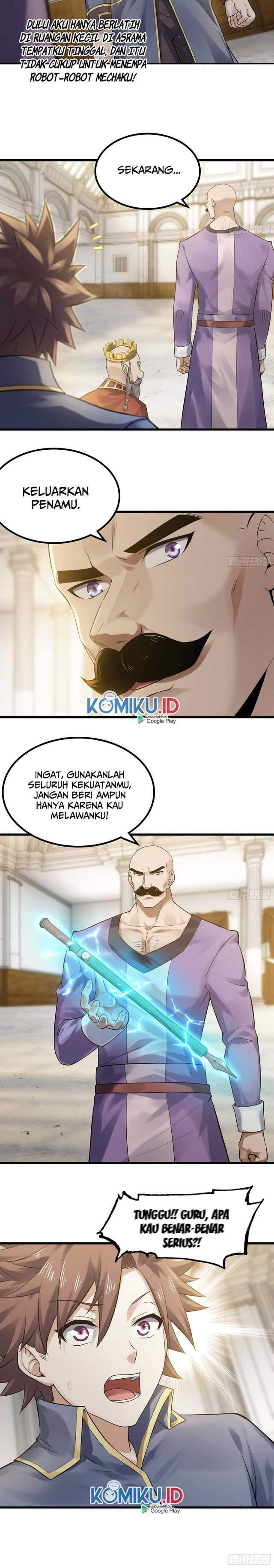 My Wife Is a Demon Queen Chapter 307