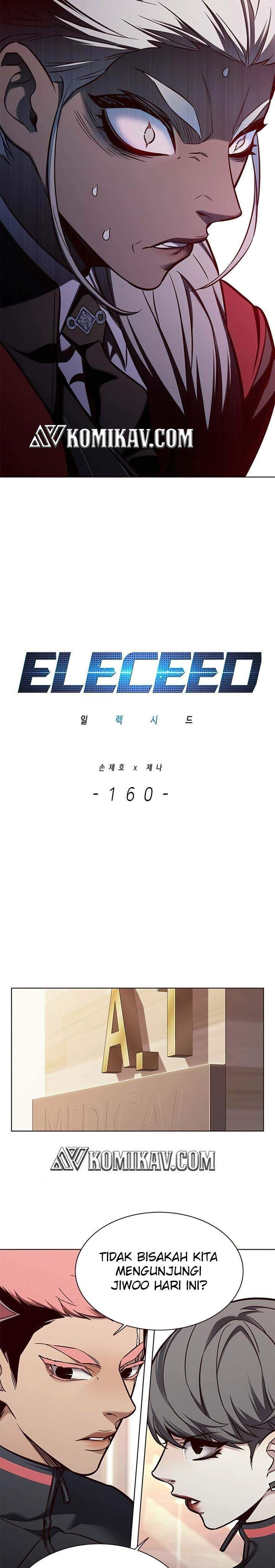 Eleceed Chapter 160