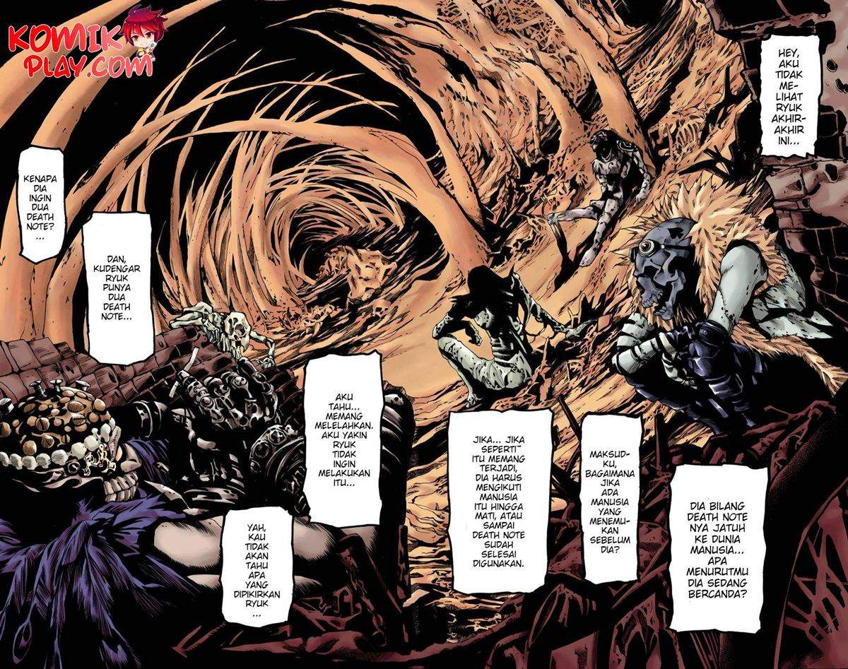 Death Note (Color Edition) Chapter 03