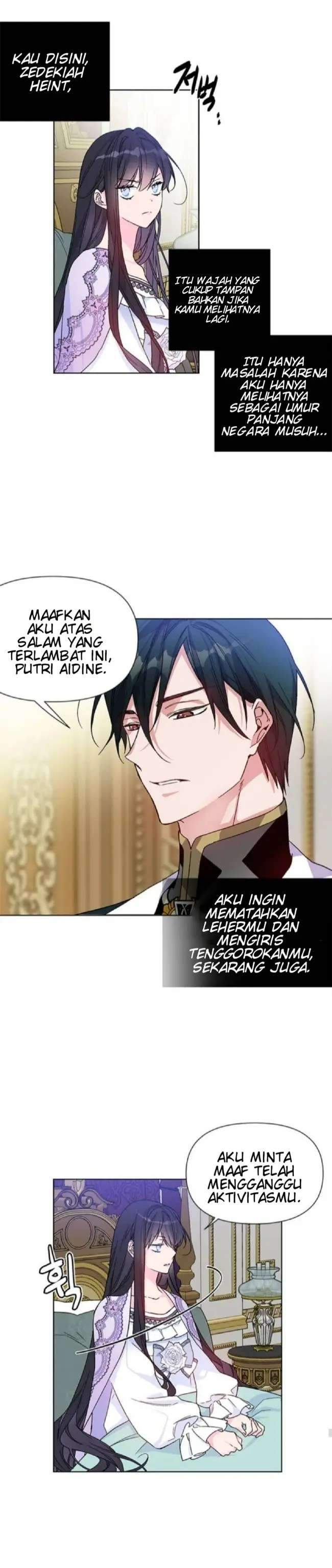The Way That Knight Lives As a Lady Chapter 02