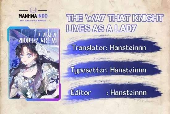 The Way That Knight Lives As a Lady Chapter 16
