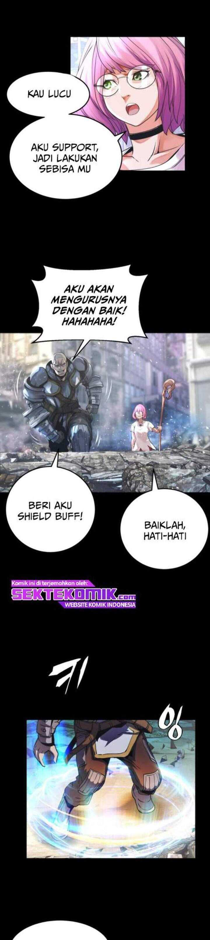The Undefeated Ranker Chapter 02