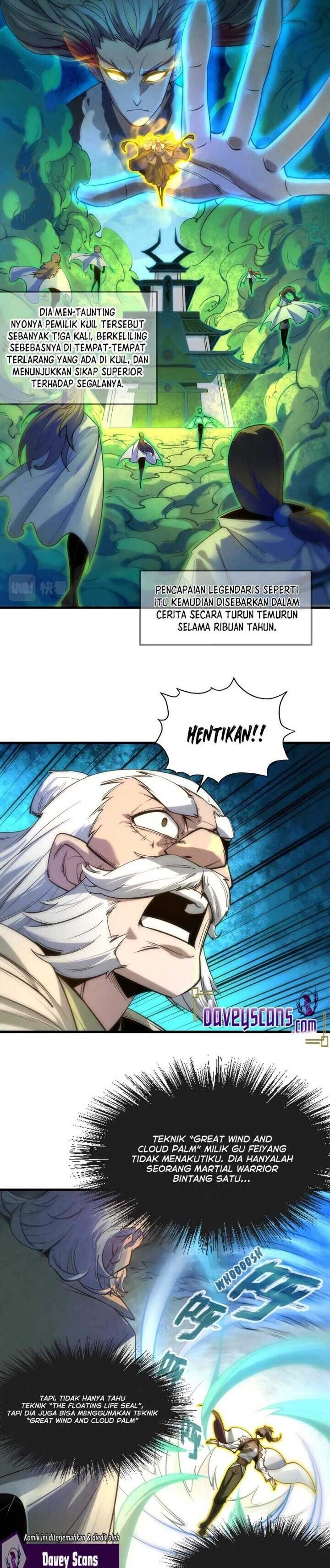 The Ultimate of All Ages Chapter 22
