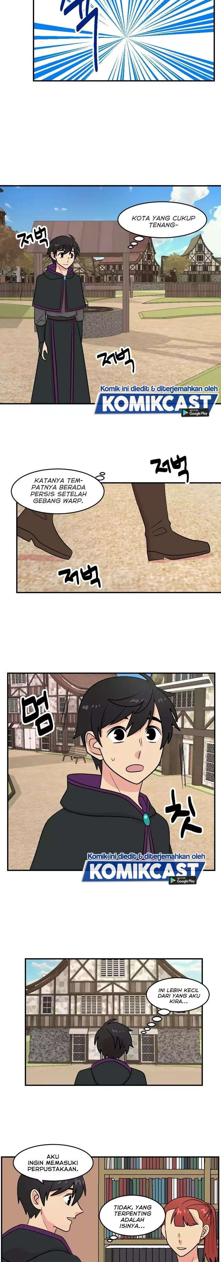 Bookworm Chapter 55
