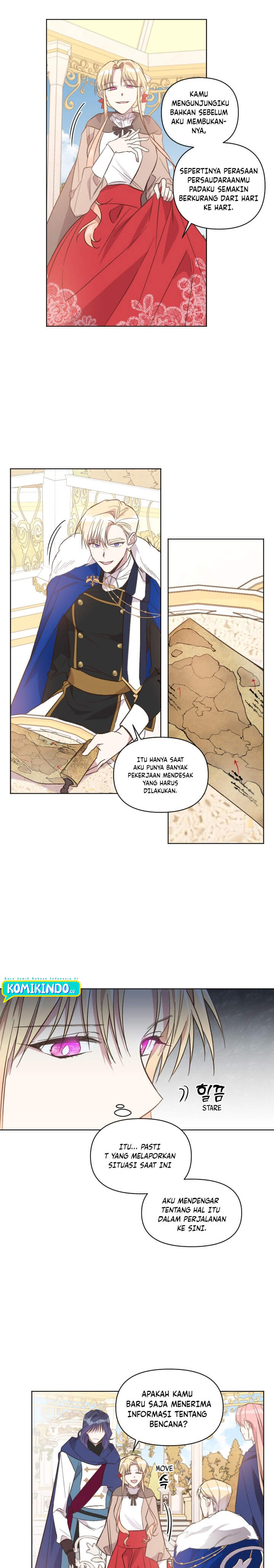Asirhart Kingdom Aide Chapter 33