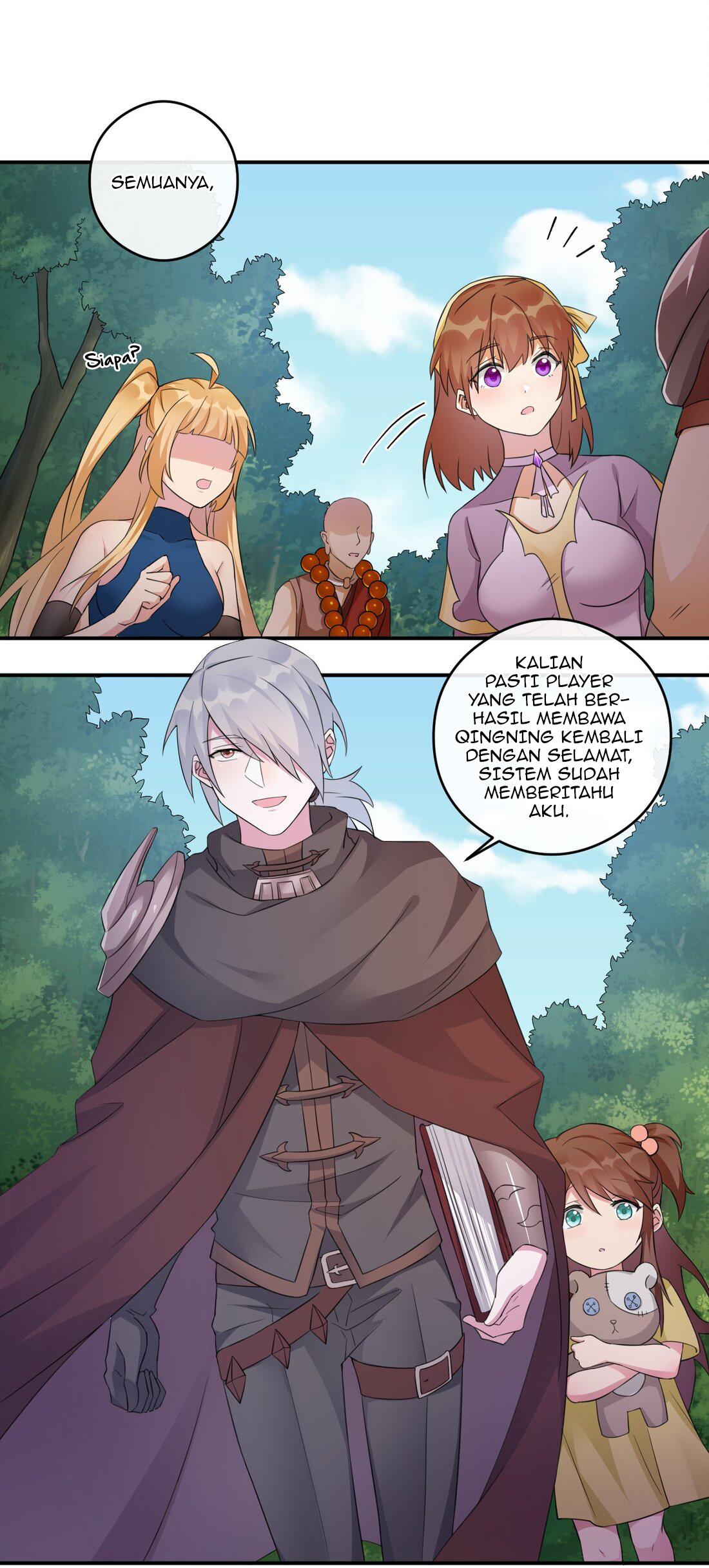 Chief Of The Novice Village Chapter 11