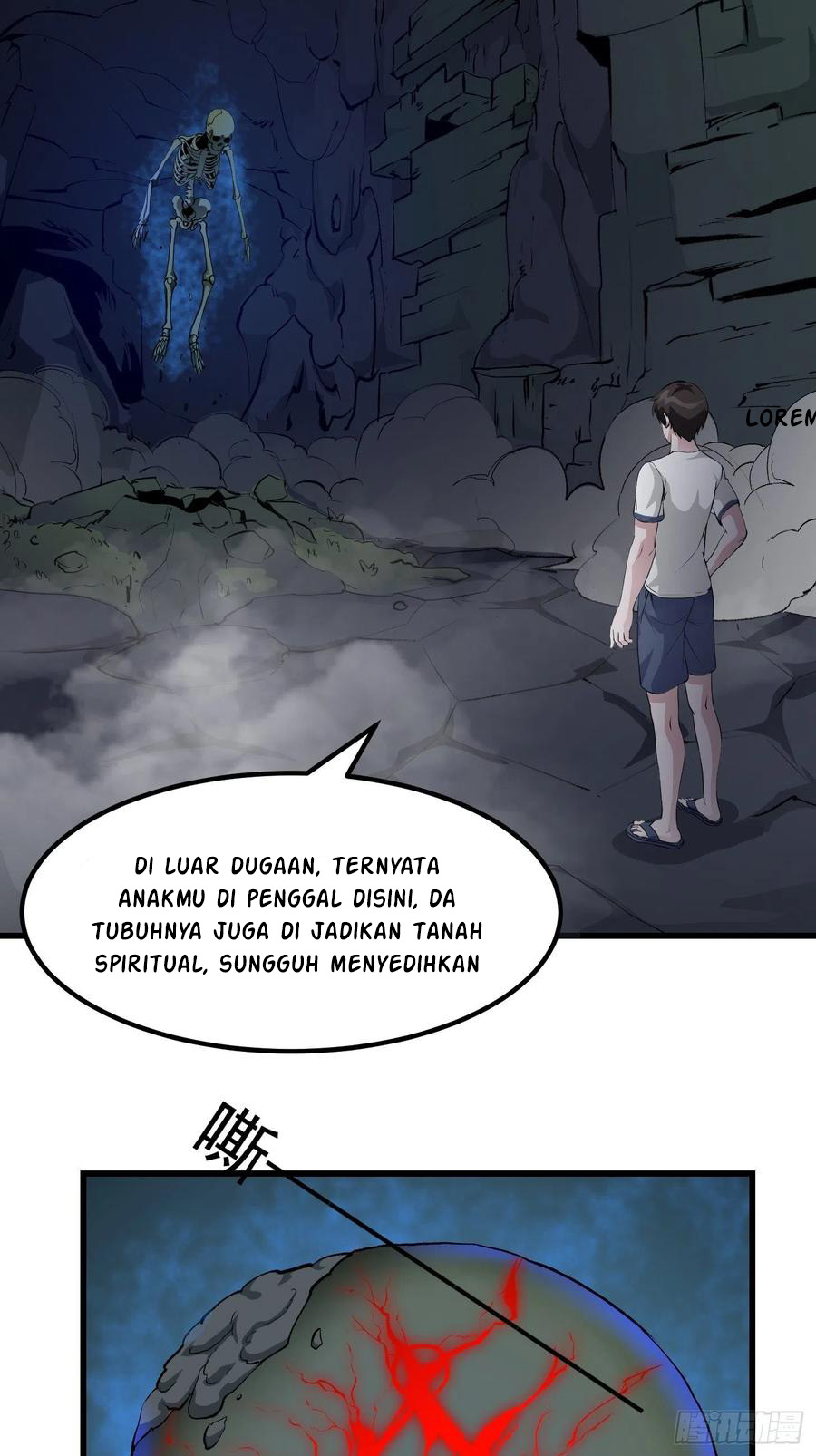 Chaos Emperor Chapter 75