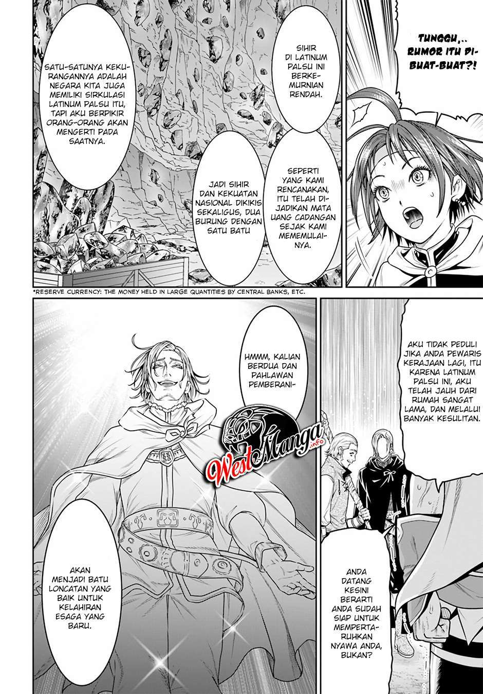 The King of Fantasy Chapter 12