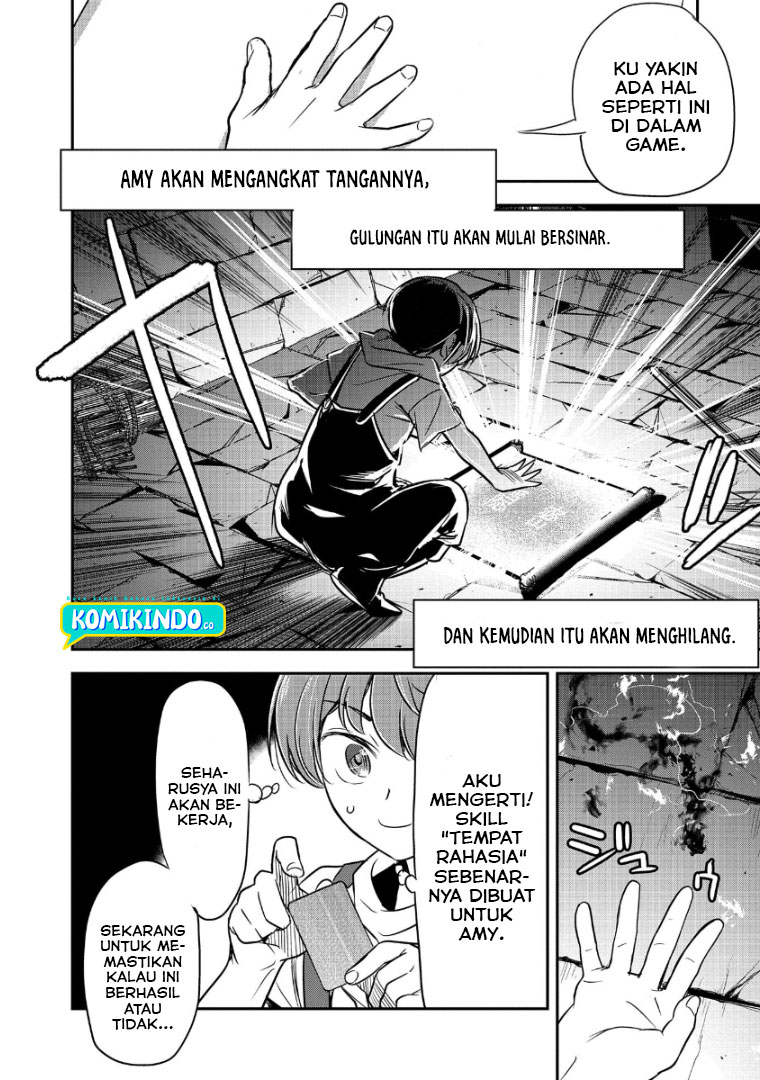 Villager A Wants to Save the Villainess no Matter What! Chapter 02