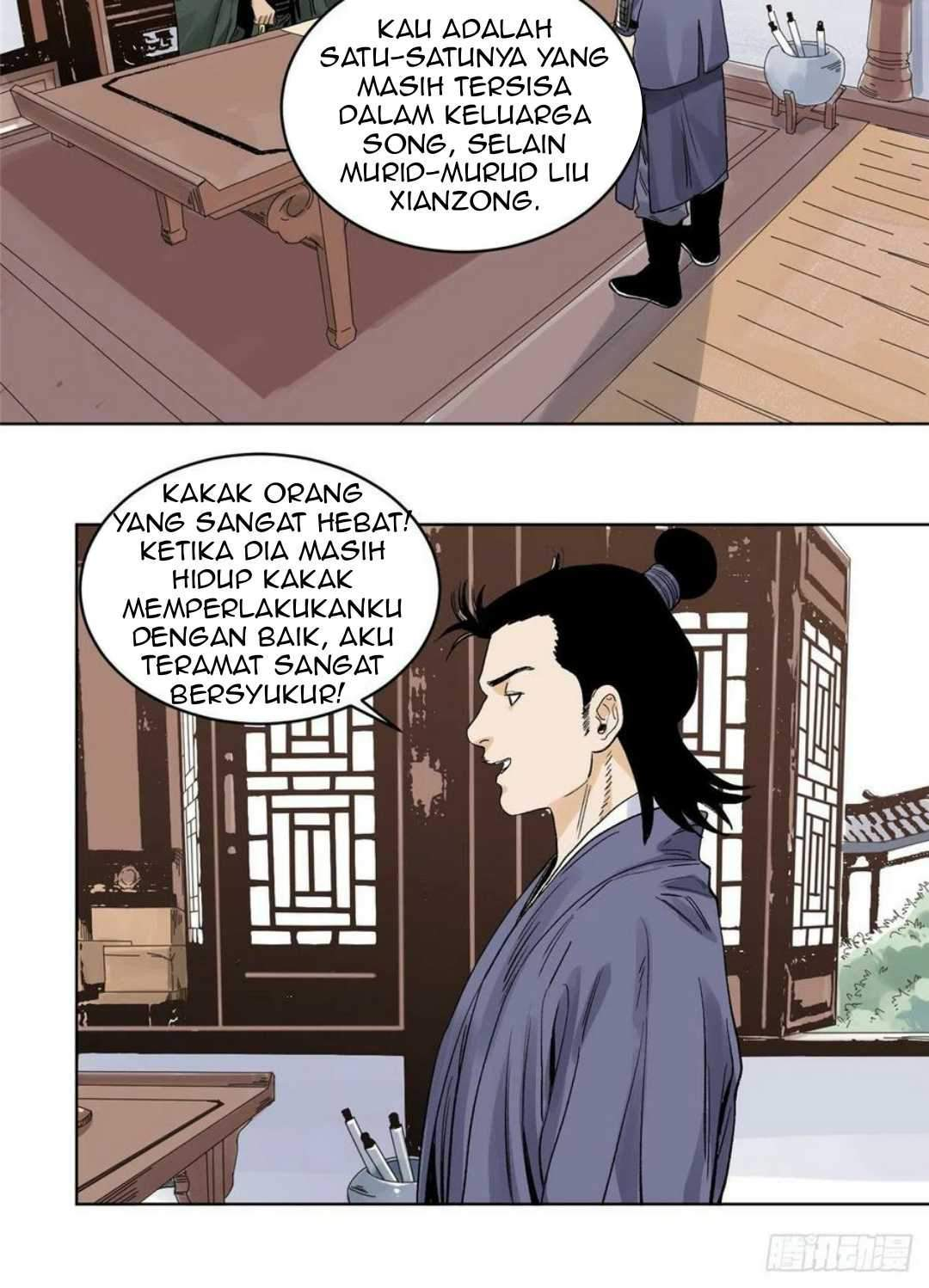 The Taoist Chapter 63