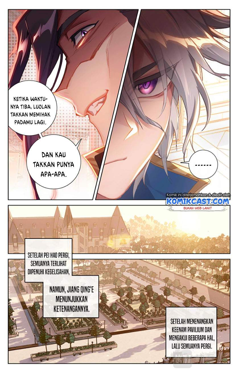 The King of Ten Thousand Presence Chapter 07
