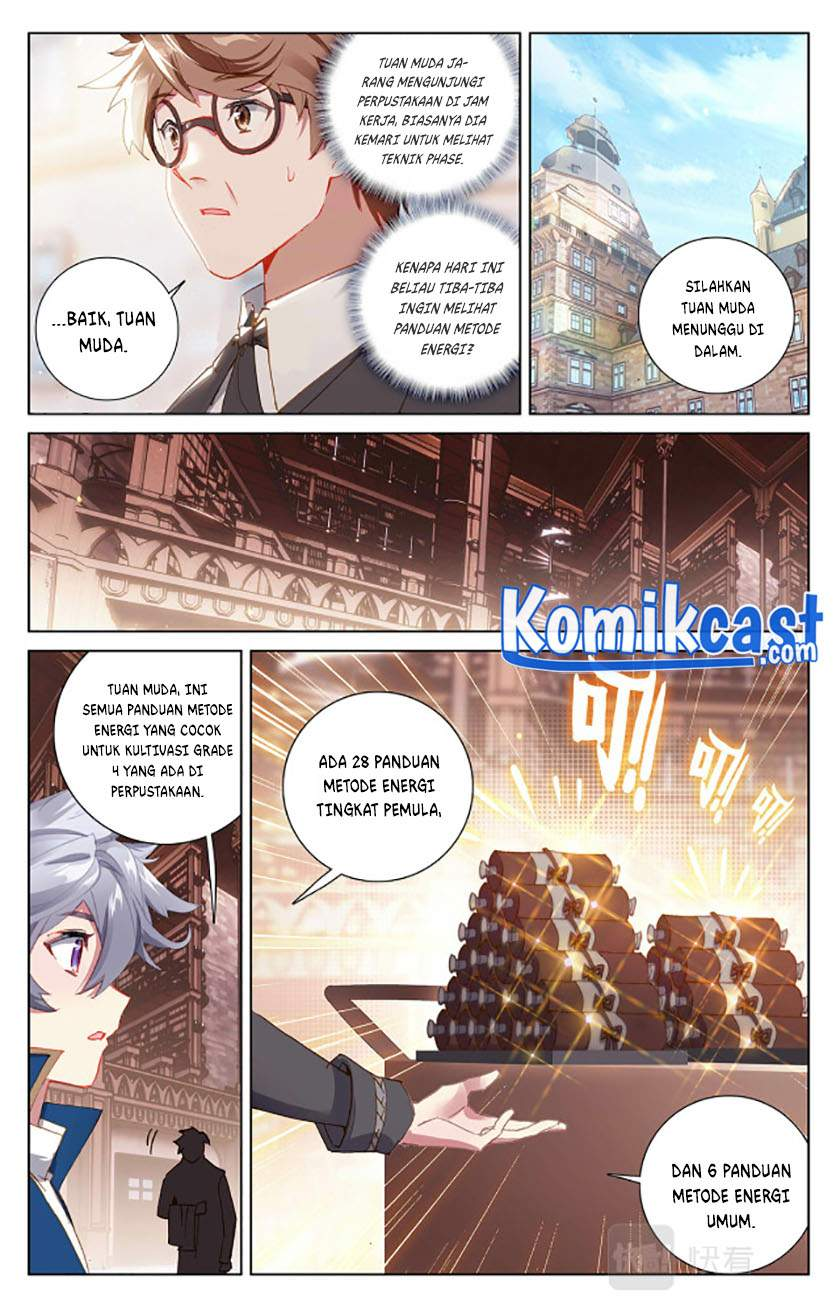 The King of Ten Thousand Presence Chapter 08