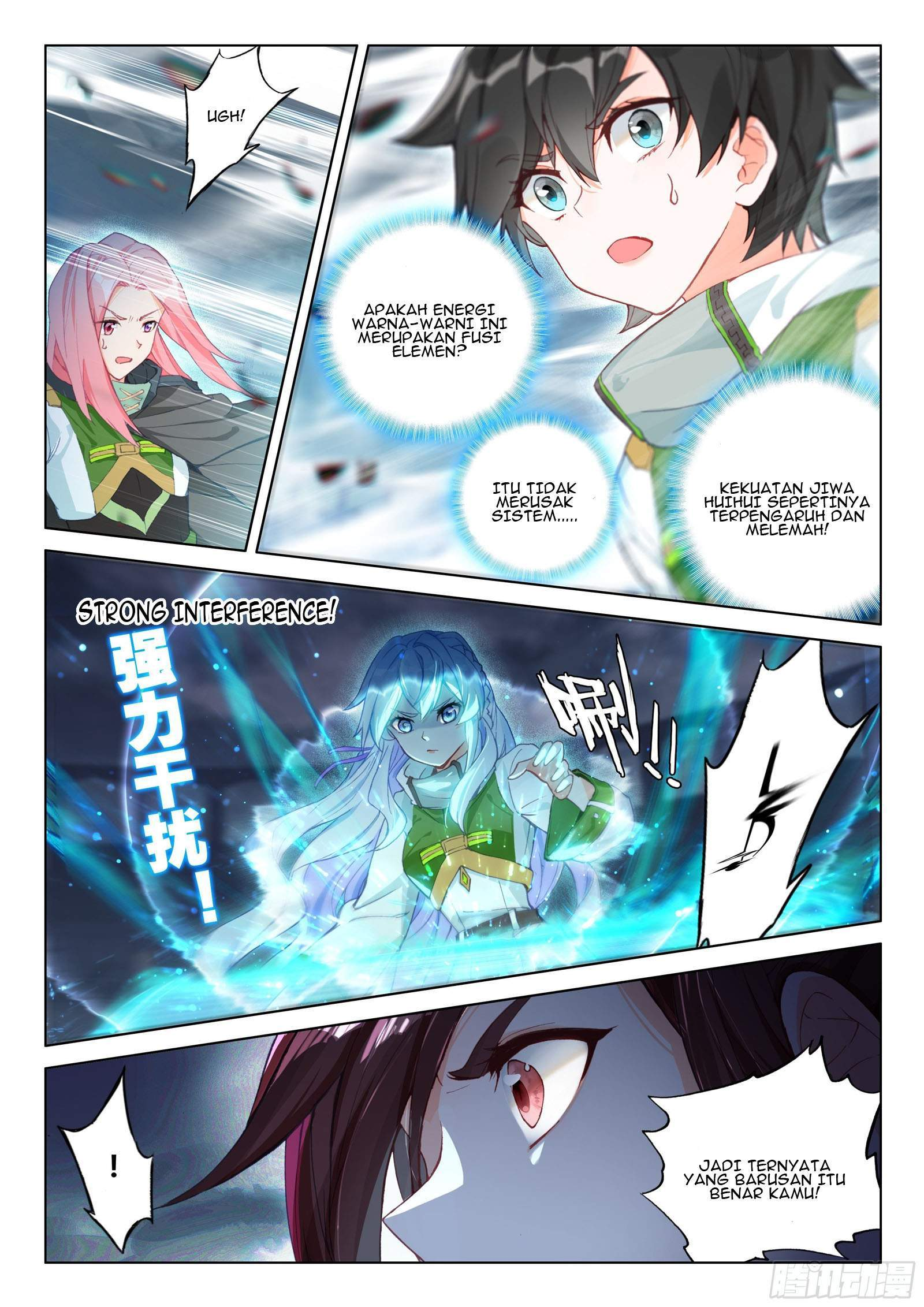 Soul Land IV – The Ultimate Combat Chapter 172