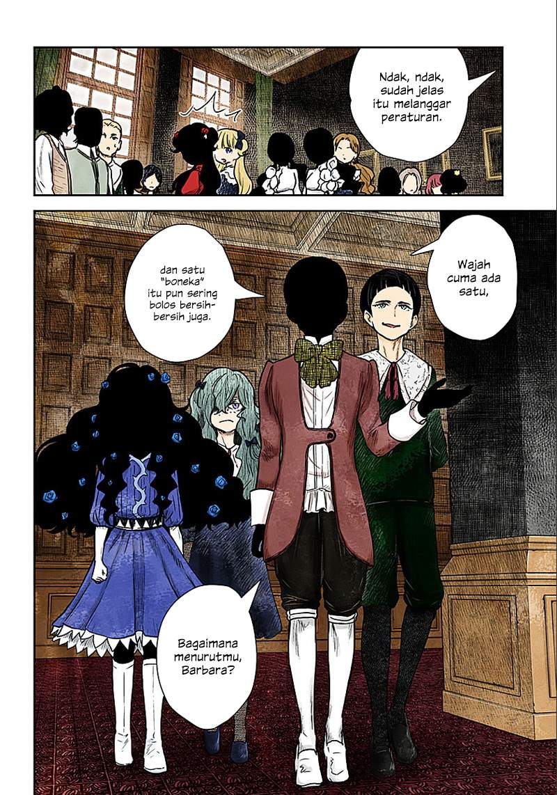 Shadows House Chapter 84