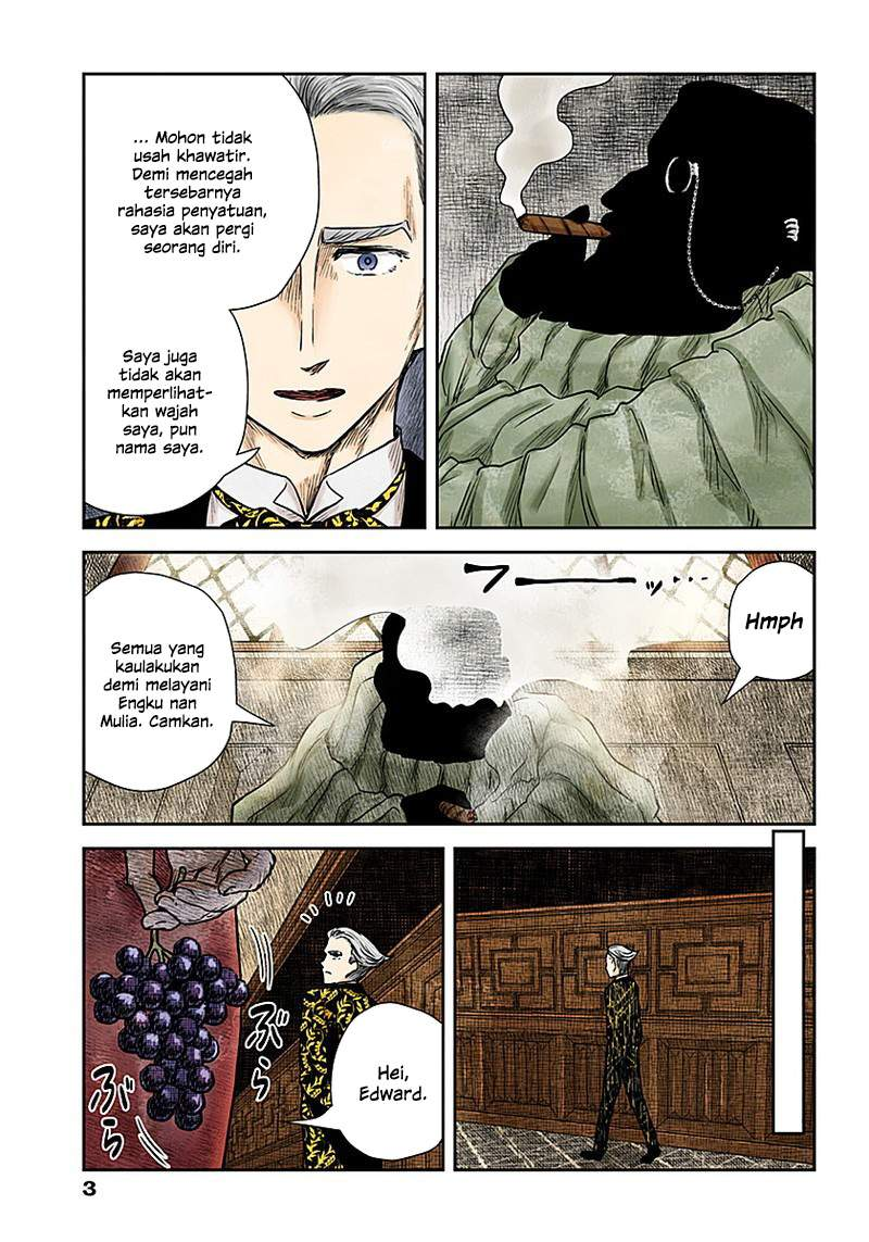 Shadows House Chapter 86
