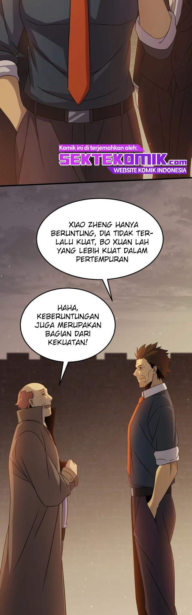 Apocalyptic Thief Chapter 10