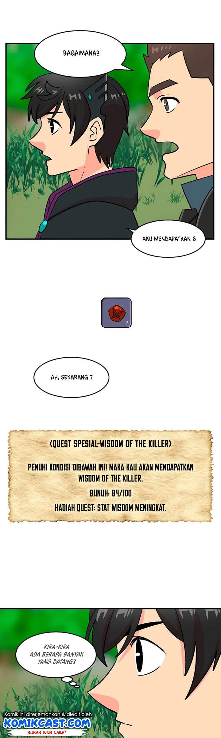 Bookworm Chapter 73