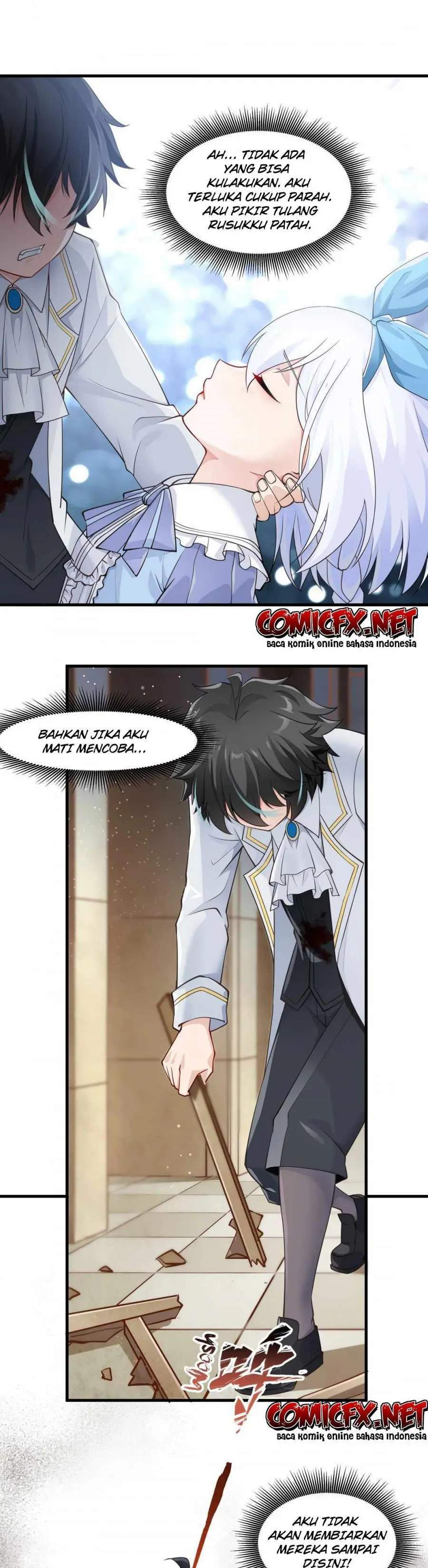 Little Tyrant Doesn't Want to Meet with a Bad End Chapter 09