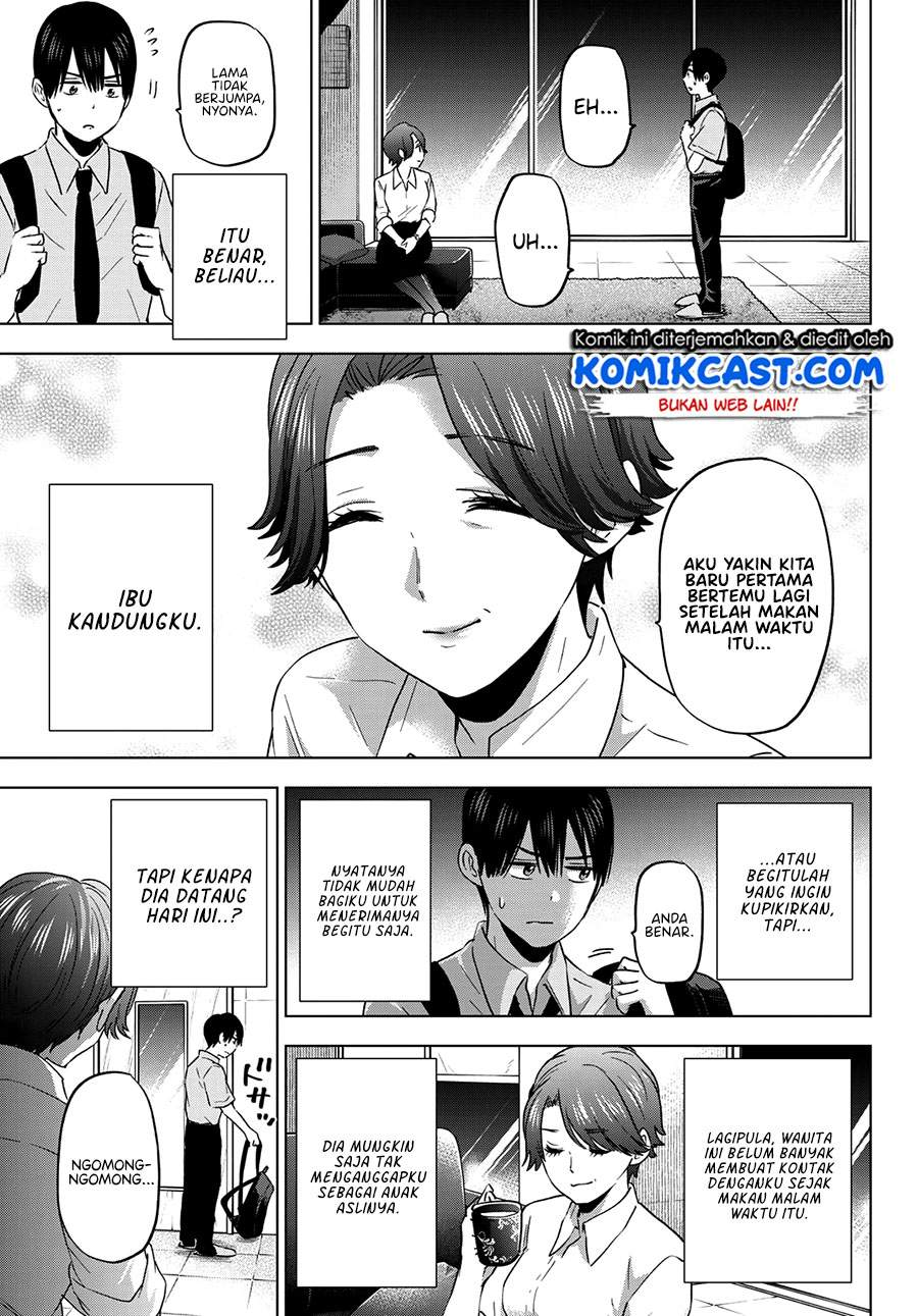 The Cuckoo's Fiancee Chapter 82