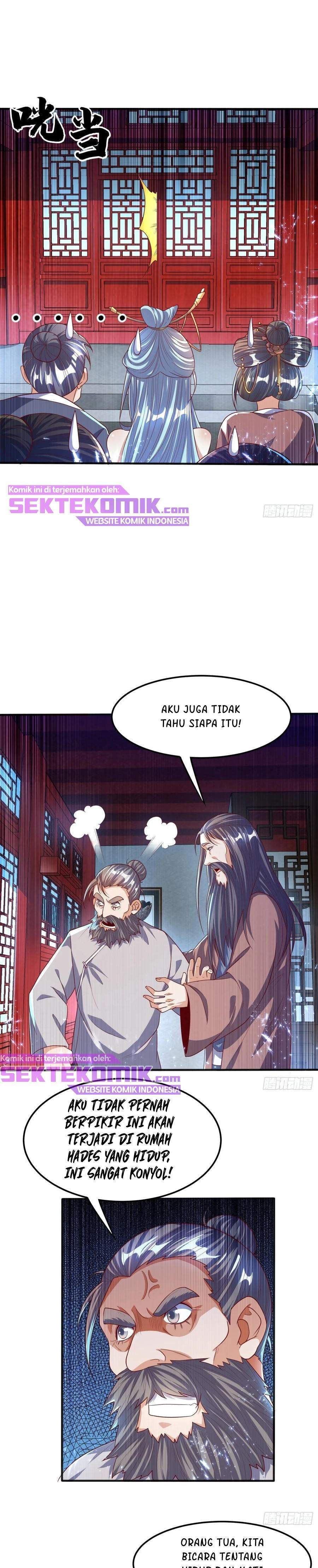 Martial Inverse Chapter 72