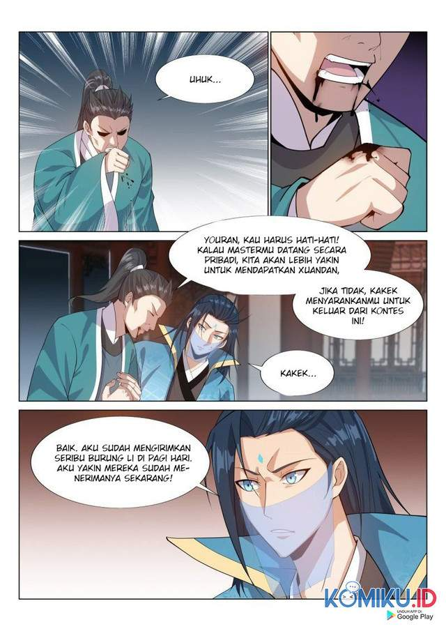 Otherworldly Evil Monarch Chapter 48