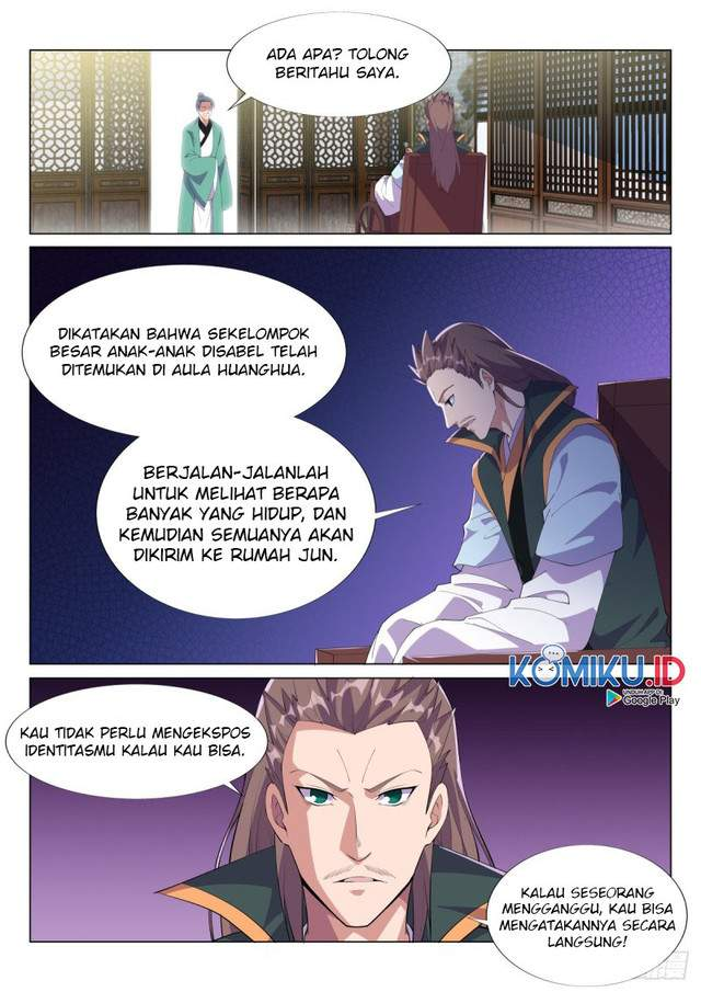 Otherworldly Evil Monarch Chapter 53