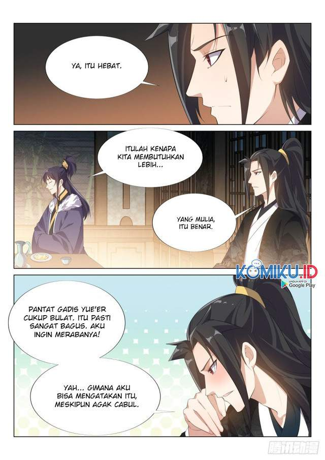 Otherworldly Evil Monarch Chapter 54