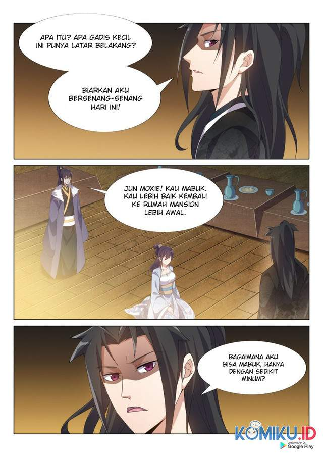 Otherworldly Evil Monarch Chapter 55