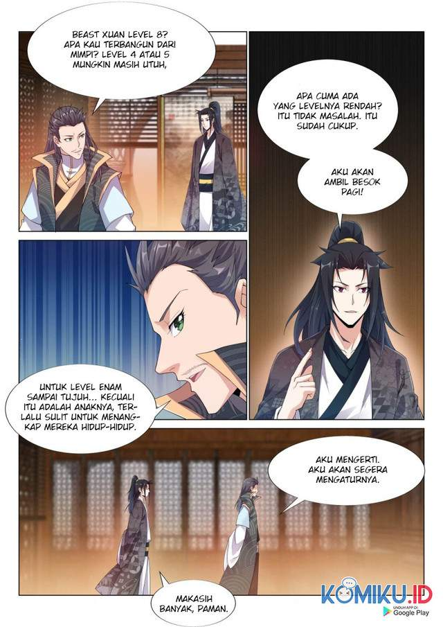 Otherworldly Evil Monarch Chapter 58