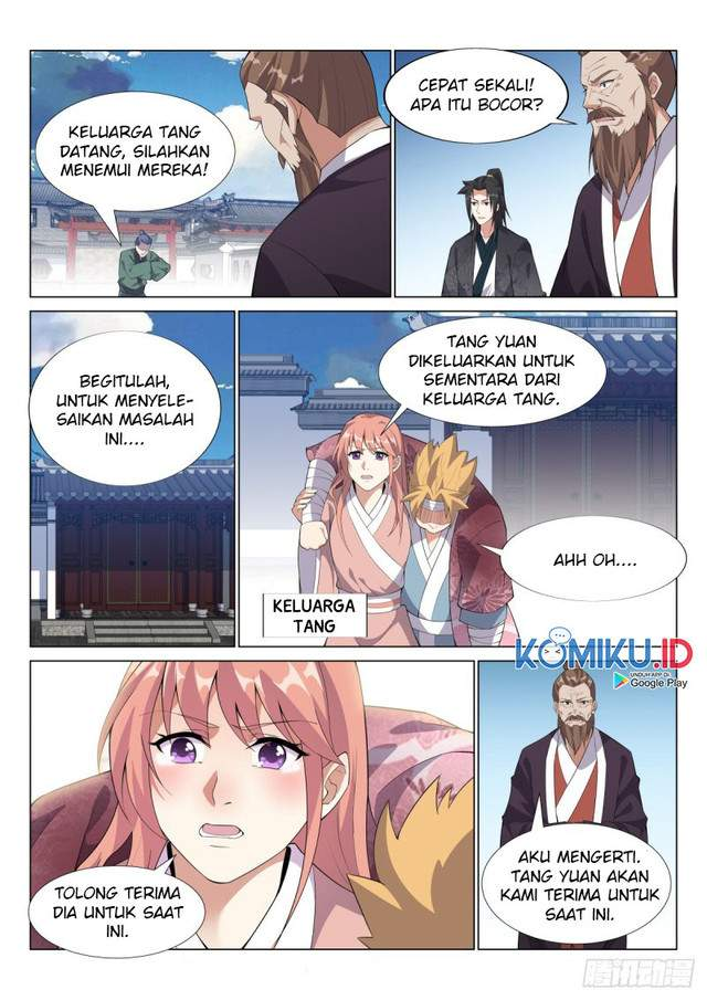 Otherworldly Evil Monarch Chapter 67