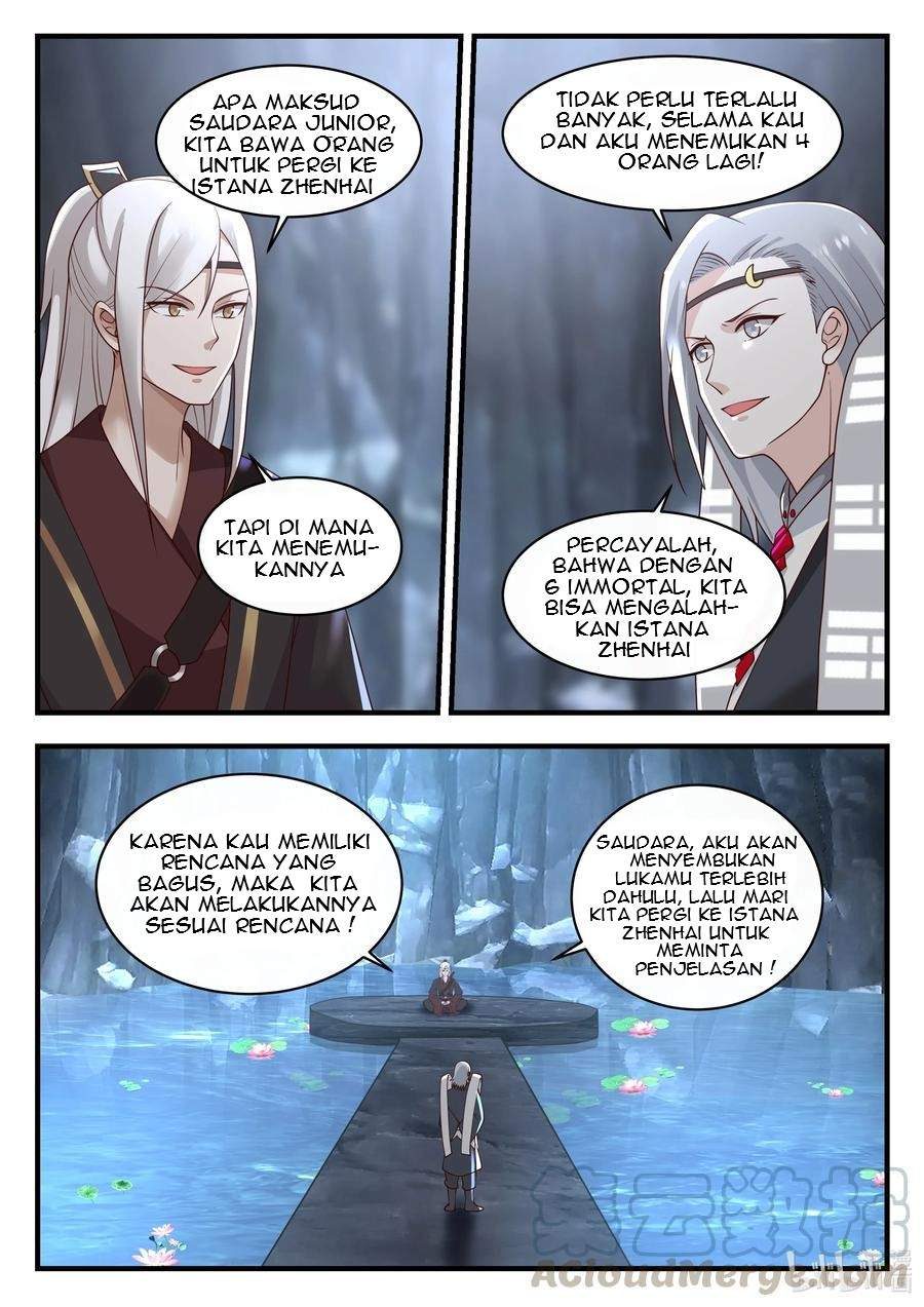 Dragon Throne Chapter 76