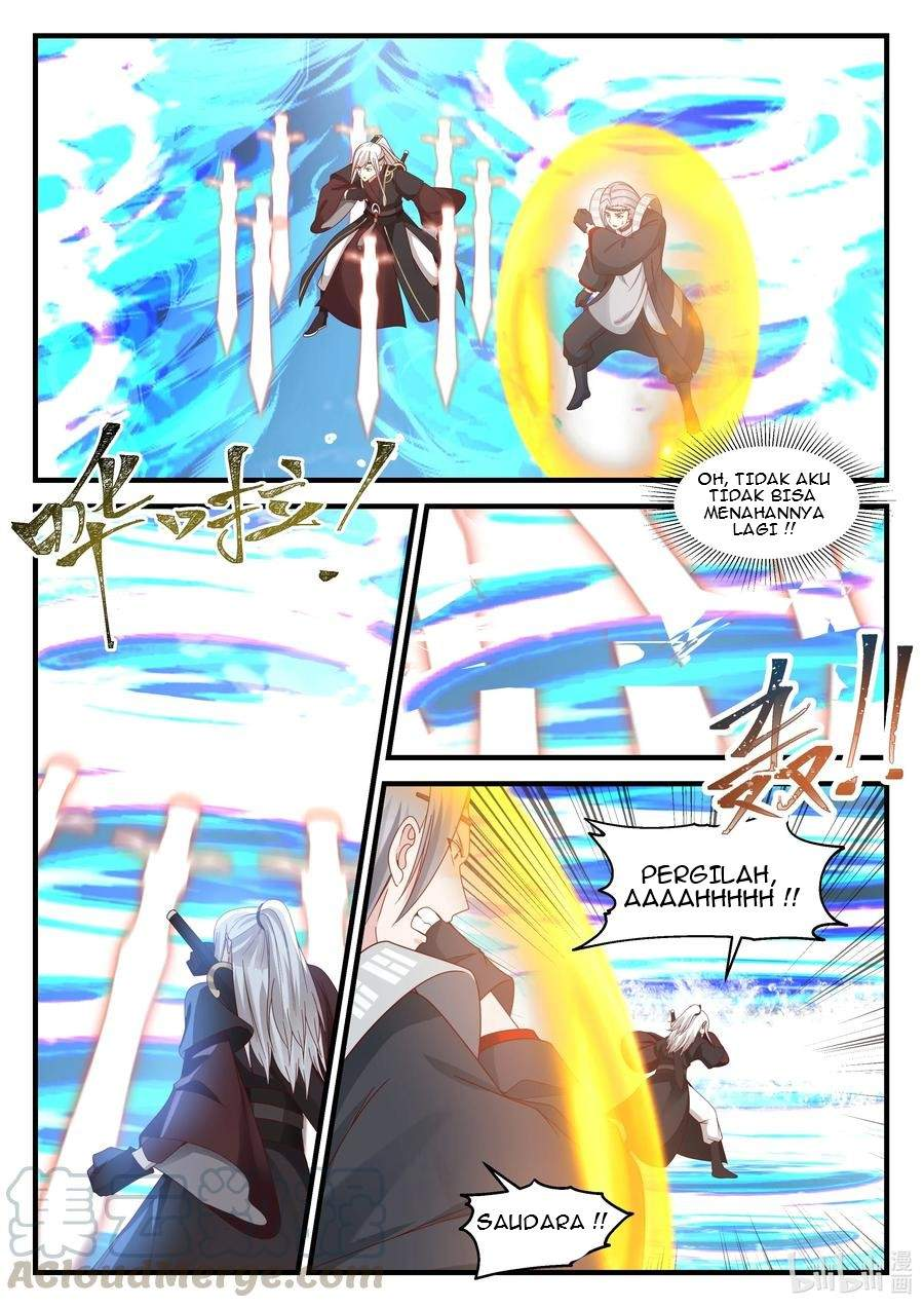 Dragon Throne Chapter 81