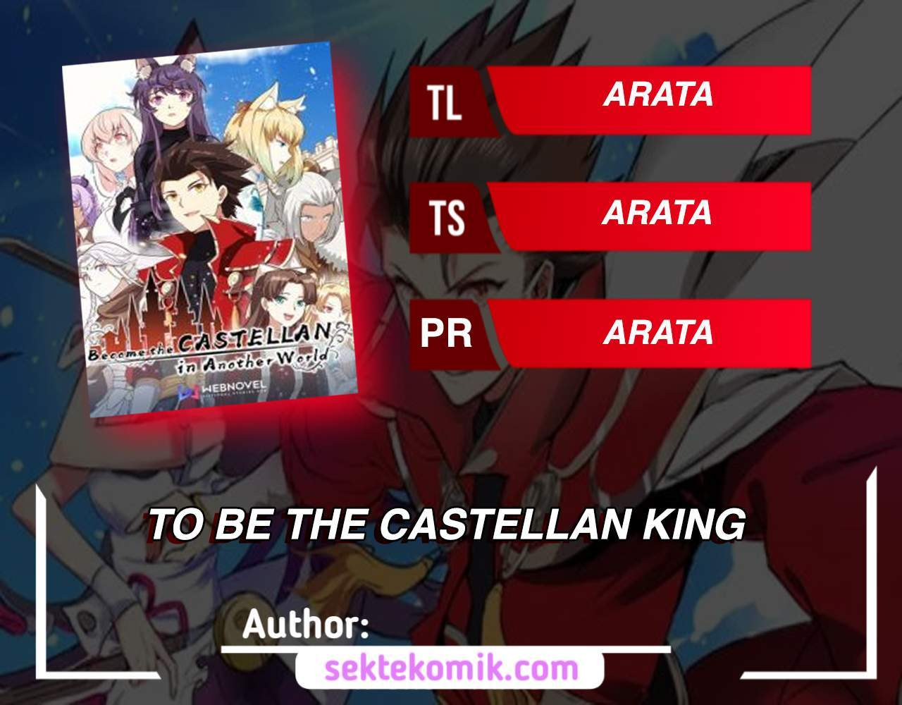 To Be The Castellan King Chapter 334