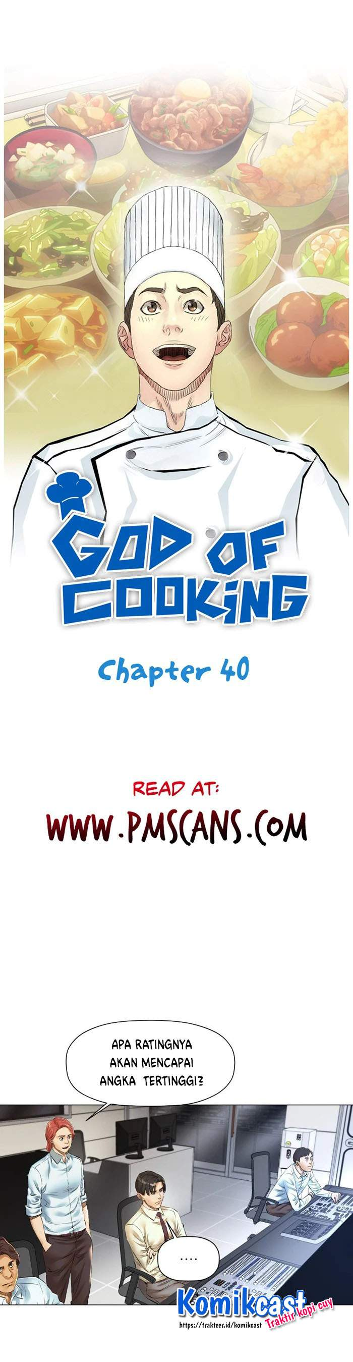 God of Cooking Chapter 40
