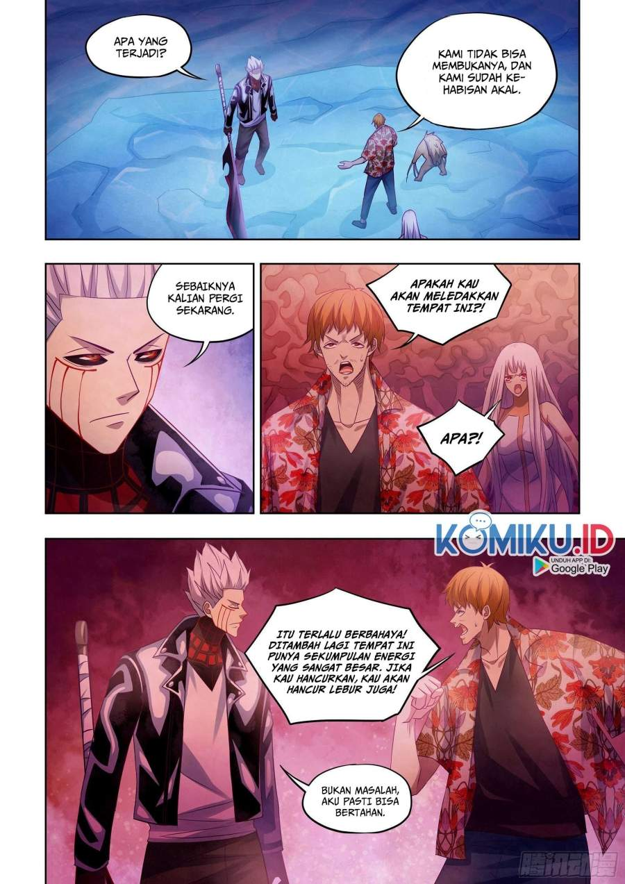 The Last Human Chapter 374