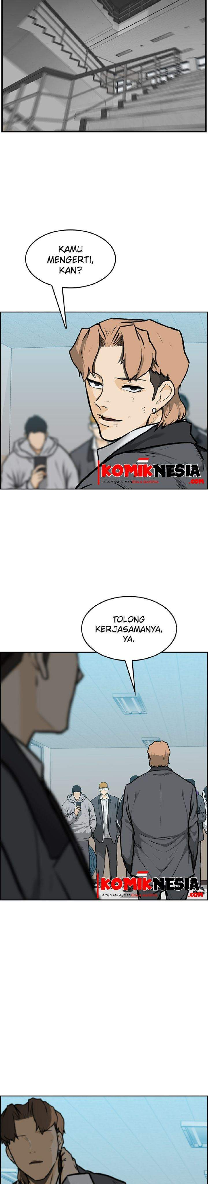 Fight Hard Chapter 01