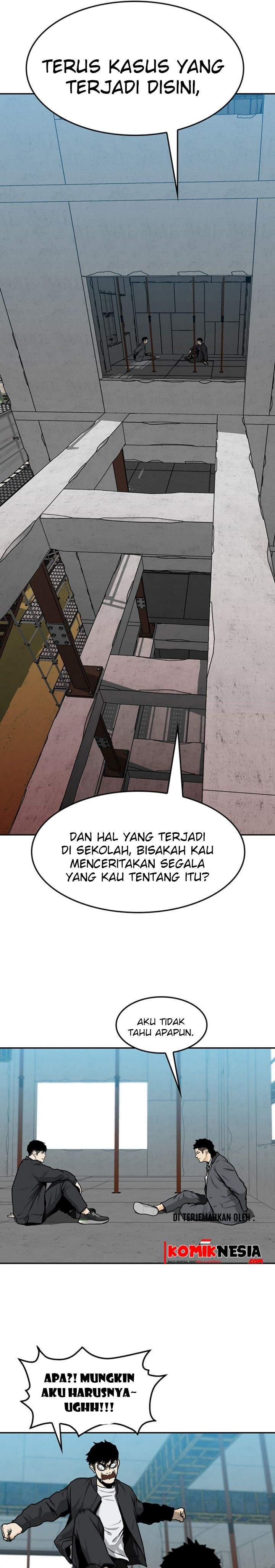 Fight Hard Chapter 05