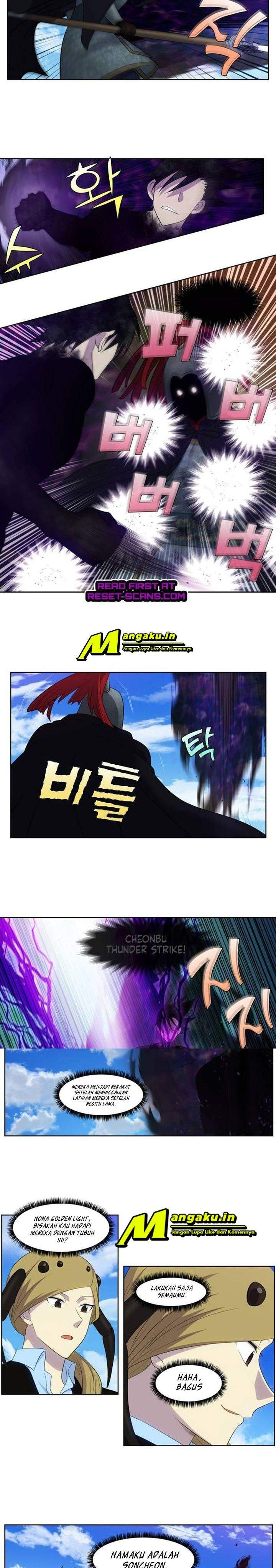 The Gamer Chapter 391