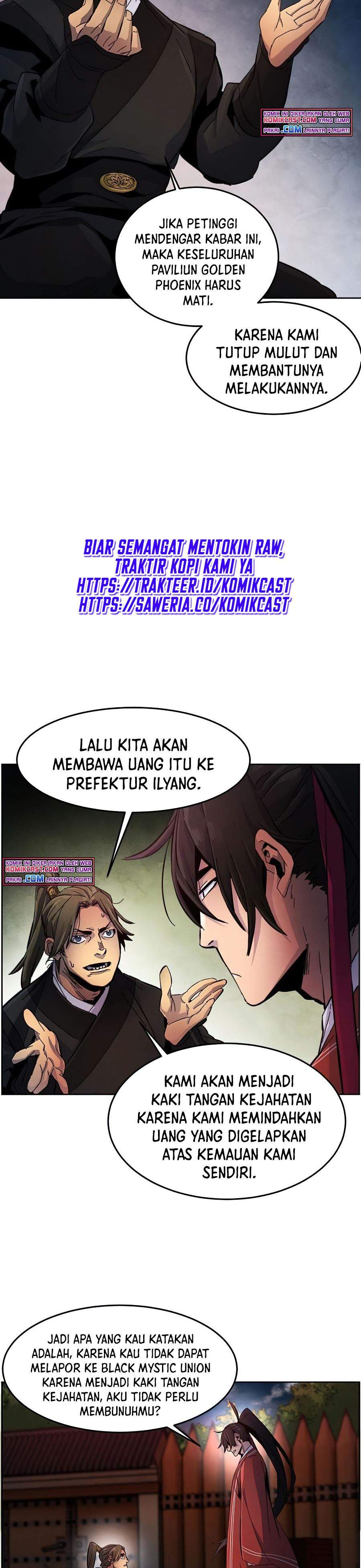 Return of the Mad Demon Chapter 15