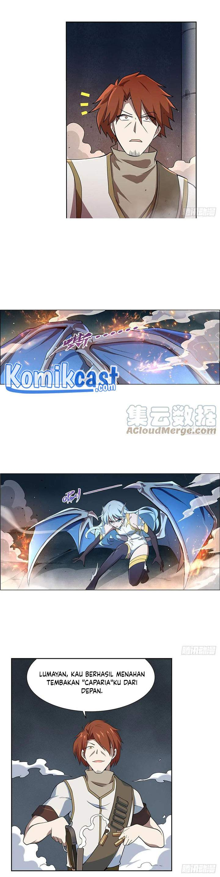 The Demon King Who Lost His Job Chapter 213