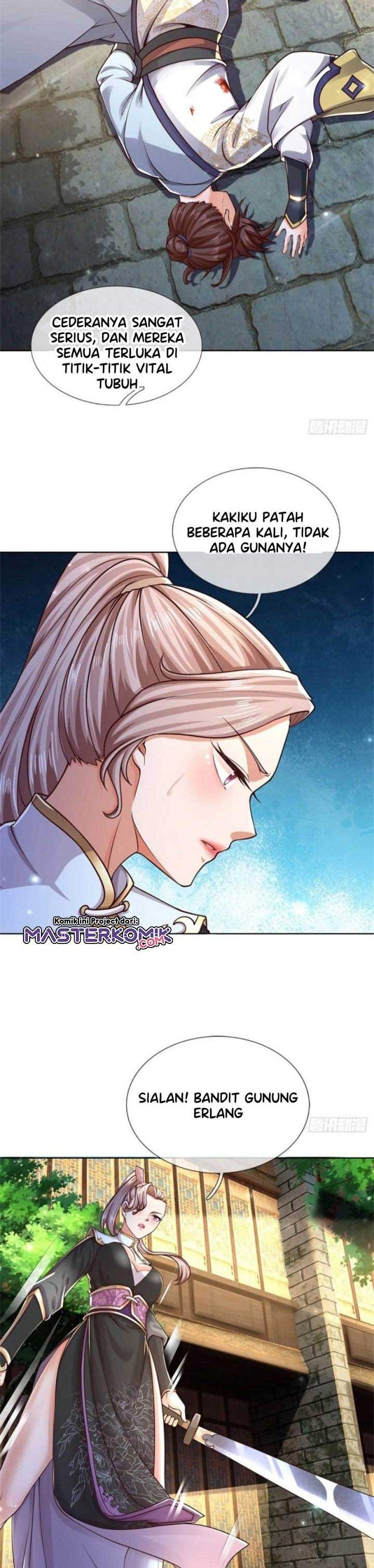 The Way of Domination Chapter 31