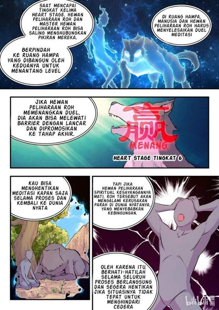 Legendary Fish Take The World Chapter 79