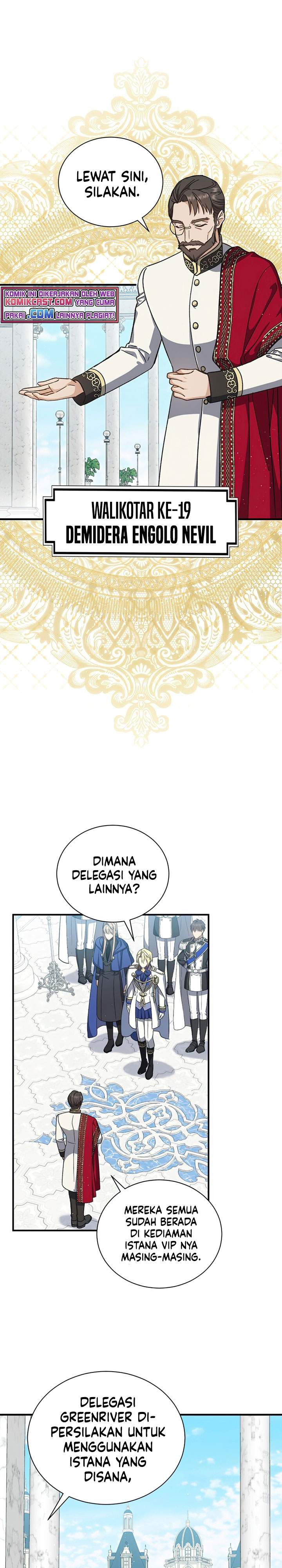 Return of the 8th class Magician Chapter 35