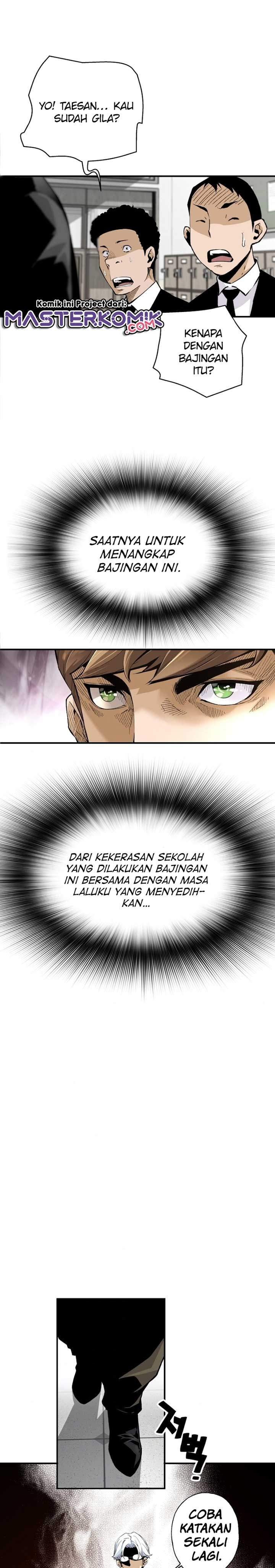 Return of the Legend Chapter 10