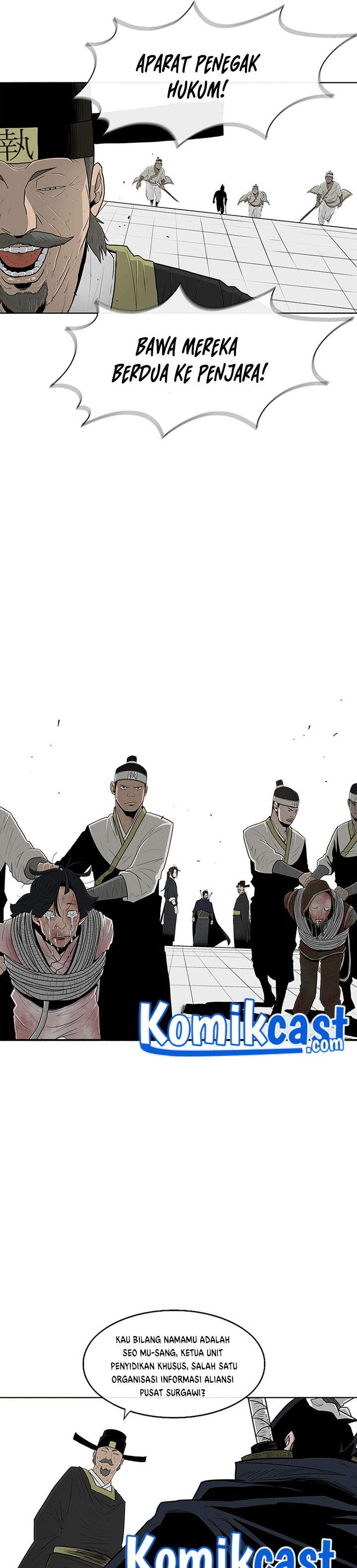 Legend of the Northern Blade Chapter 102